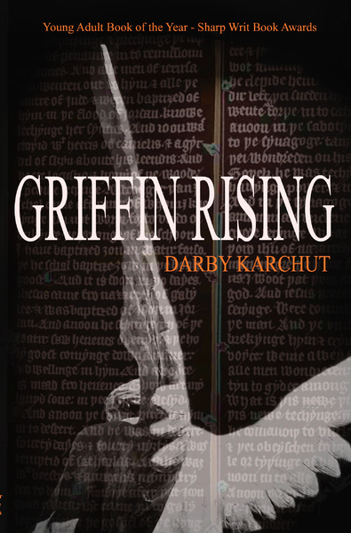 Darby Karchut The Griffin Rising Series